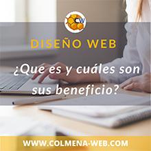 Diseño web y sus beneficios Colmena-web
